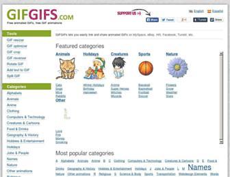 Thumbshot of Gifgifs.com