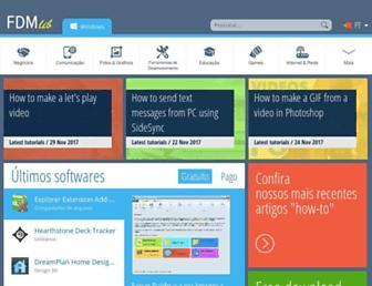 pt.freedownloadmanager.org screenshot