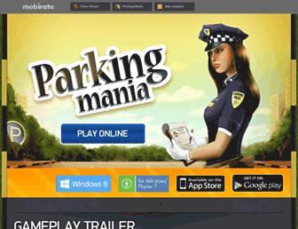 parkingmania.mobirate.com screenshot