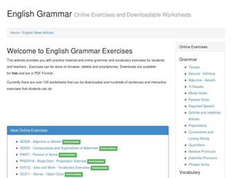 Thumbshot of English-grammar.at