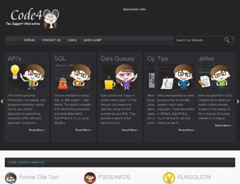 code400.com screenshot