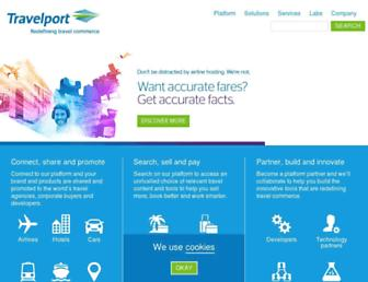 Thumbshot of Travelport.com