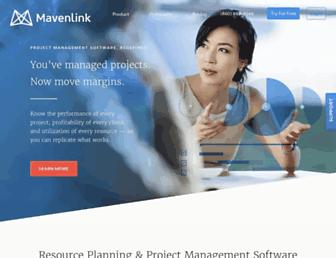 Thumbshot of Mavenlink.com