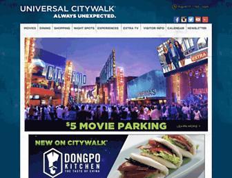 citywalkhollywood.com screenshot