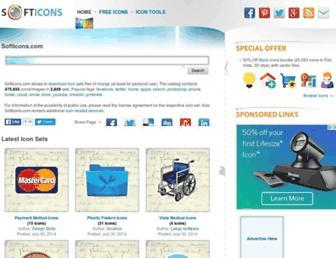 Thumbshot of Softicons.com