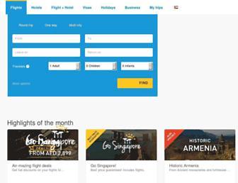 musafir.com screenshot