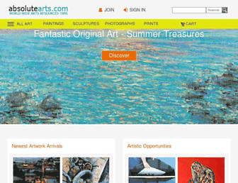 Thumbshot of Absolutearts.com