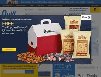 Thumbshot of Quill.com