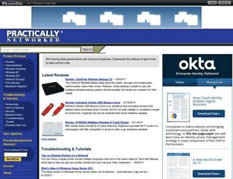 practicallynetworked.com screenshot
