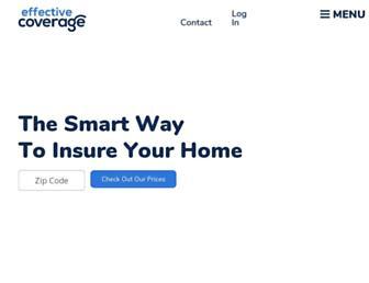 effectivecoverage.com screenshot