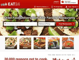 Thumbshot of Eat24hours.com