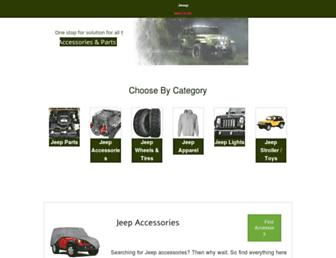 jeep-nation.com screenshot