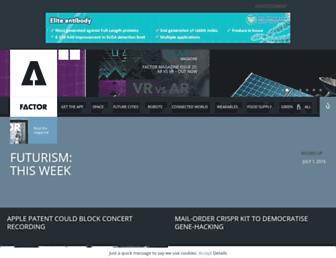 Thumbshot of Factor-tech.com