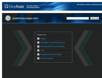 josetomasvargas.com screenshot