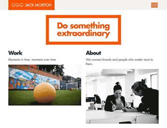 jackmorton.com screenshot