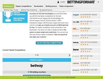 bettingformat.co.uk screenshot