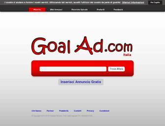 Thumbshot of Goalad.com