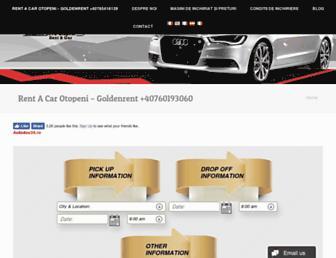 rent-a-car-otopeni.ro screenshot