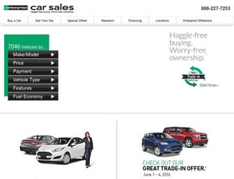 enterprisecarsales.com screenshot