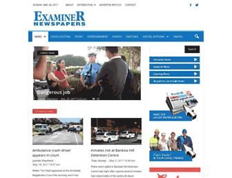 yourlocalexaminer.com.au screenshot
