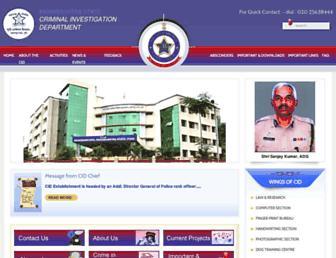 mahacid.com screenshot