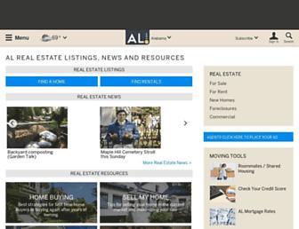 realestate.al.com screenshot