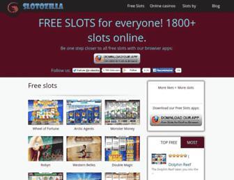slotozilla.com screenshot