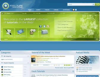 Thumbshot of Pixel2life.com