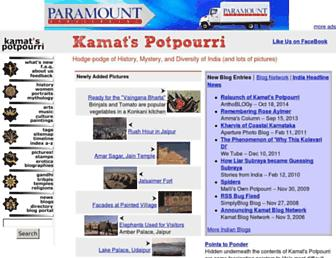Thumbshot of Kamat.com