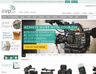 cvp.com screenshot