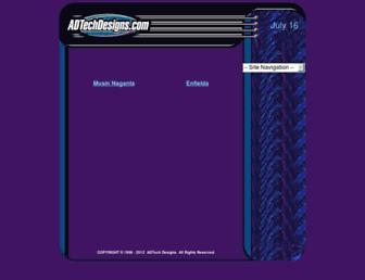 adtechdesigns.com screenshot