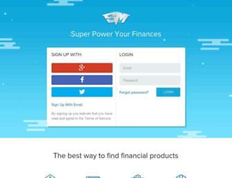 supermoney.com screenshot