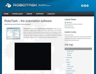 robotask.com screenshot