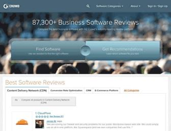 g2crowd.com screenshot