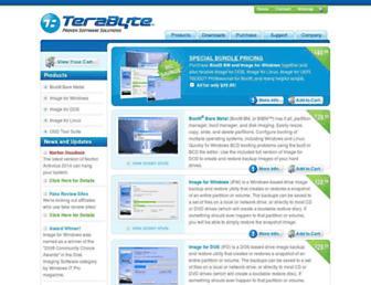 terabyteunlimited.com screenshot