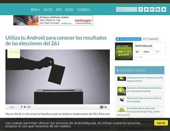 androidayuda.com screenshot