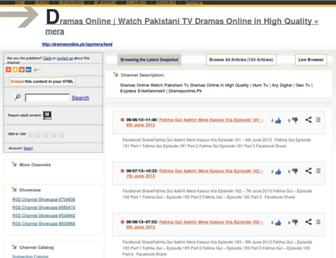 dramas220.rssing.com screenshot