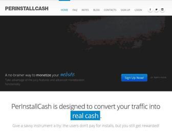 Thumbshot of Perinstallcash.com