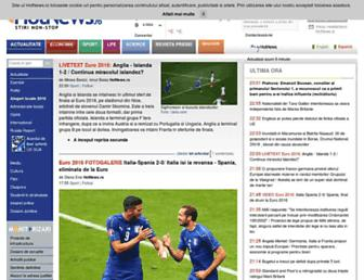hotnews.ro screenshot