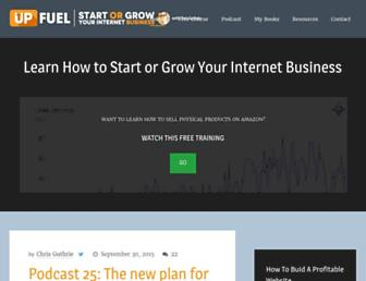 Thumbshot of Entrepreneurboost.com