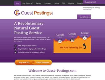 Thumbshot of Guest-postings.com