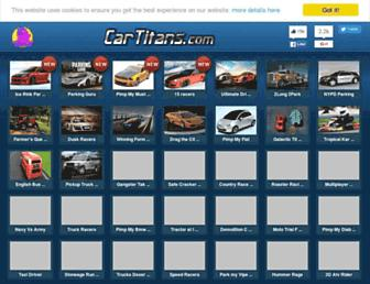 Thumbshot of Cartitans.com