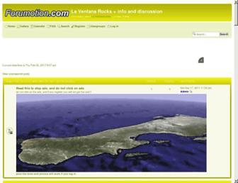 la-ventana.info screenshot