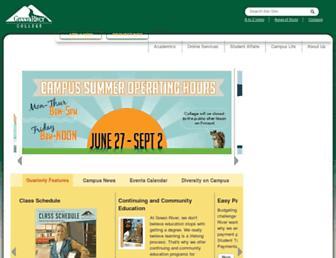 Thumbshot of Greenriver.edu