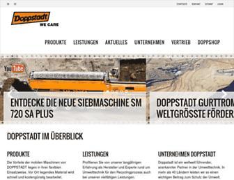doppstadt.de screenshot