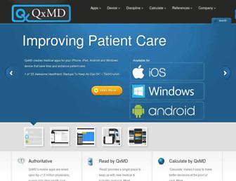 qxmd.com screenshot
