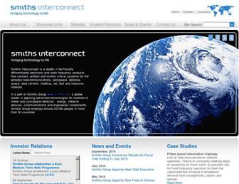 smithsinterconnect.com screenshot