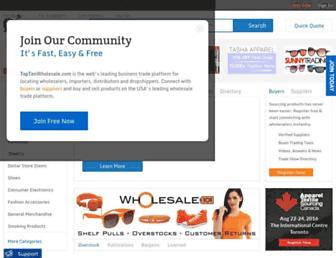 toptenwholesale.com screenshot