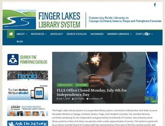 flls.org screenshot