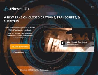 3playmedia.com screenshot